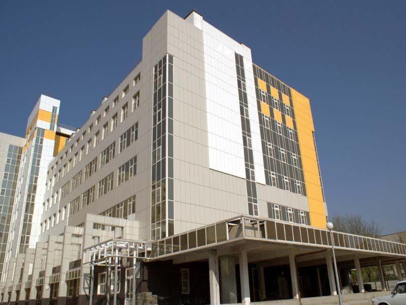 Больницы Краснодара