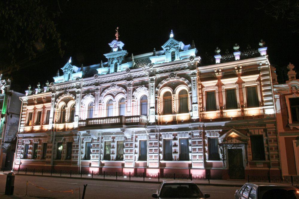 Другие города. Краснодар