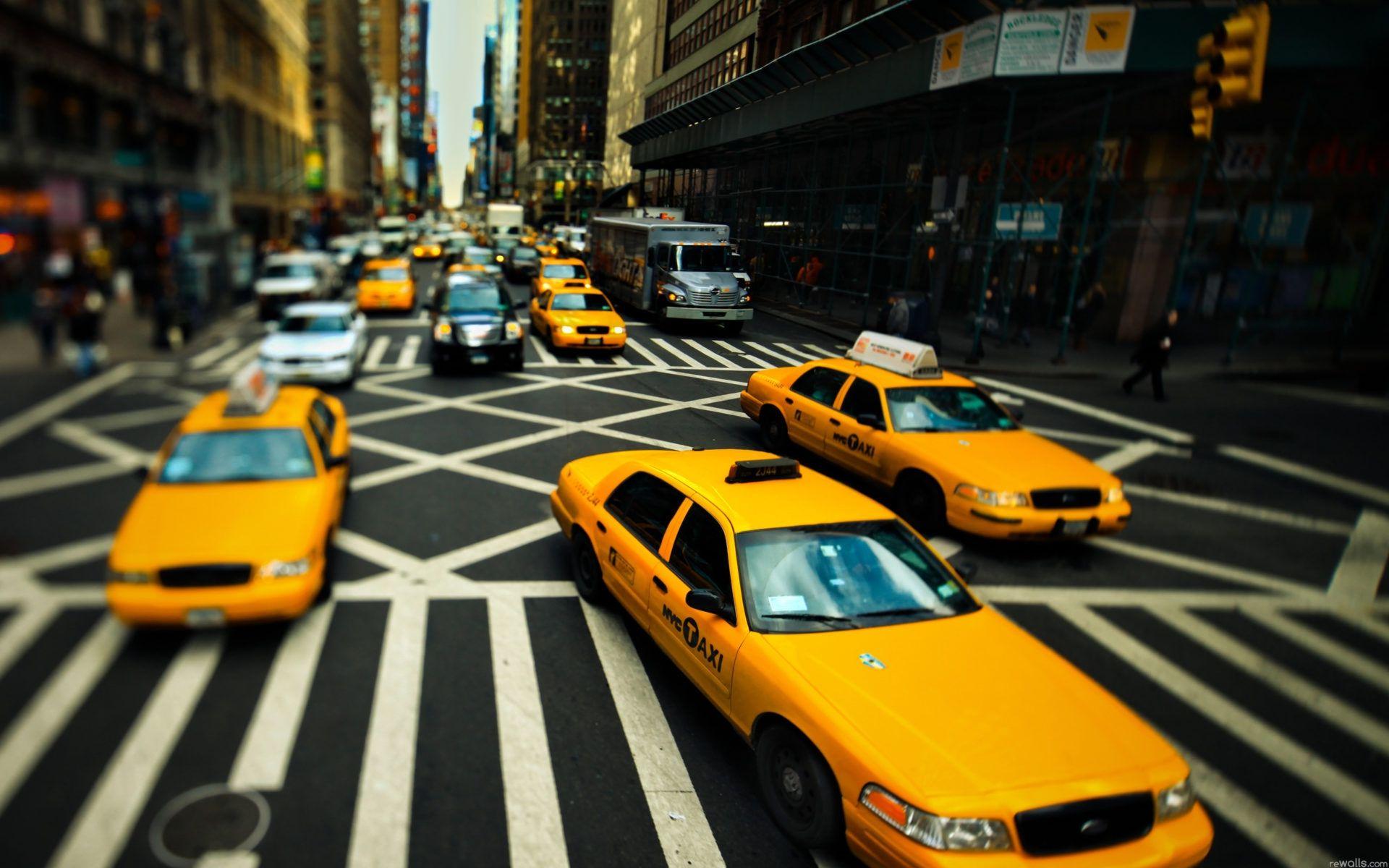 Nyu-York-Taksi
