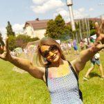 Фестиваль красок в Краснодаре
