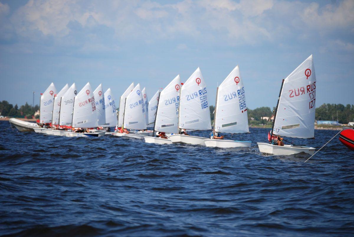 Парусный спорт вернулся на Краснодарское водохранилище